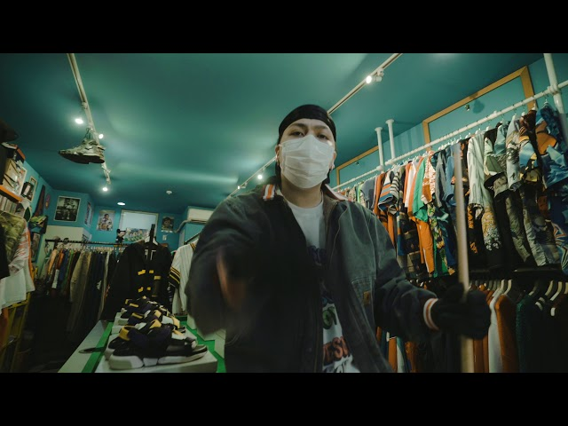 AWESOME BOY FREESTYLE | MV公開